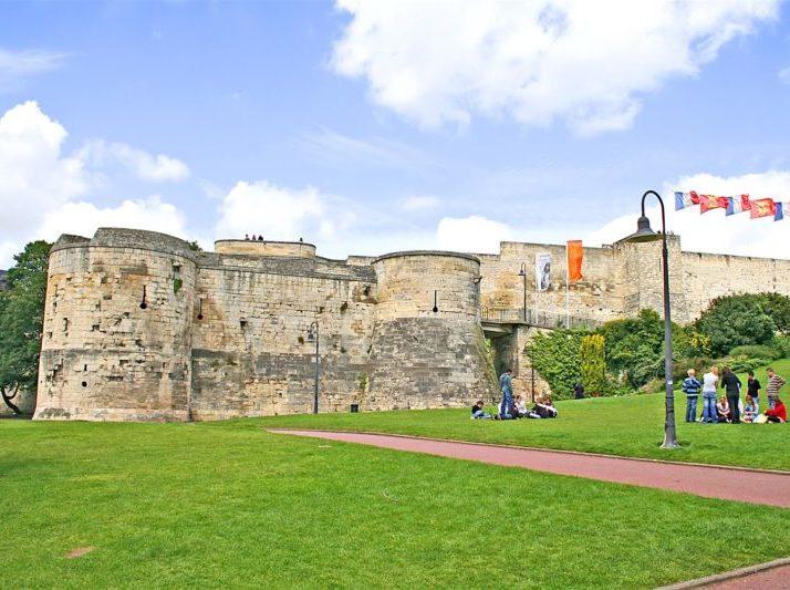 Caen château