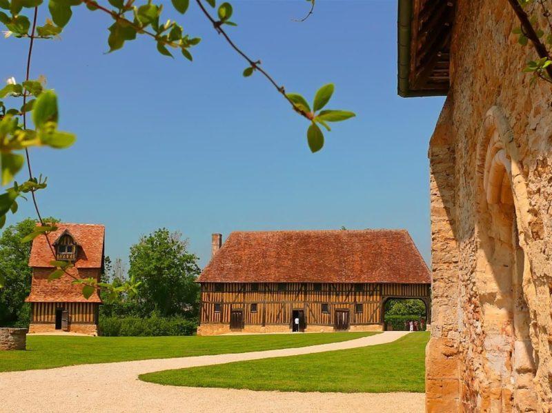Crevecoeur château