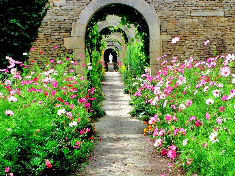 Mézidon Canon jardins