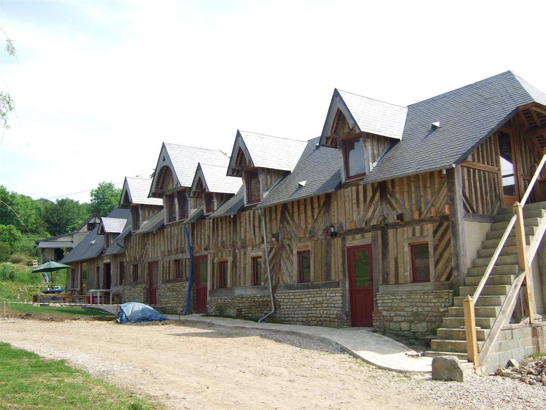 Travaux manoir de Pontfol